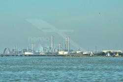 Zona industriale di Marghera (raffineria e petrolchimico)