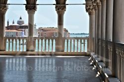 San Giorgio Maggiore dal Palazzo Ducale