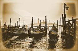 Foschia in Bacino San Marco