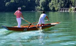 1° Campionato Nazionale di Voga Veneta - Lago di S. Croce (BL)