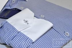 Camicia artigianale in puro cotone by Camiceria Zenit