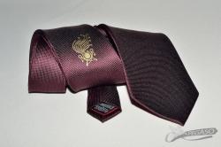 Cravatta artigianale in seta - promozionale personalizzato