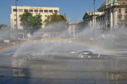 Arcobaleno in Monaco di Baviera