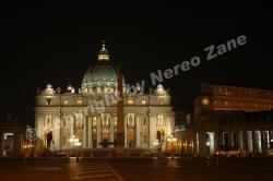 San Pietro by night - Roma