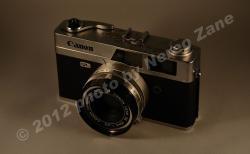 Fotocamera Canon a telemetro
