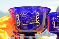 Coppa in vetro di Murano - Campionato Nazionale di Voga Veneta (BL)