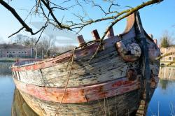 Trabaccolo Concordia a Forte Marghera - 02/2020