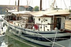 Trabaccolo in Arsenale di Venezia - 2003