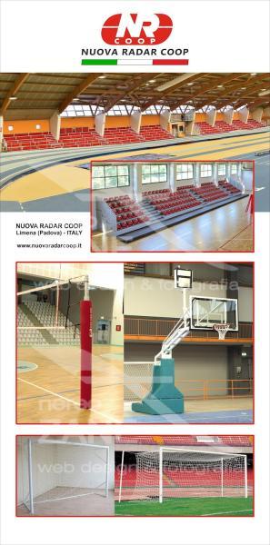 Roll-up per fiera - Nuova Radar Coop