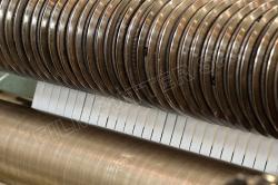 Taglierina materiale per Isolamento elettrico - Filmcutter Spa